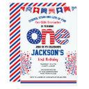 4th of july, firecracker invitation