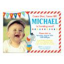 circus birthday invitation | carnival theme