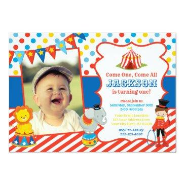 Circus Birthday Invitations Birthdayinvitations4u