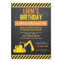 construction invitations / construction invite