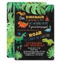 dinosaur birthday invitations roar dinosaur party