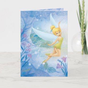 disney birthday | tinker bell invitation