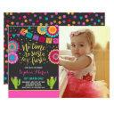 fiesta birthday invitations mexican birthday fiesta