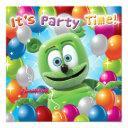 gummibär (the gummy bear) party invitations