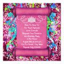 her royal highness princess birthday party invitations