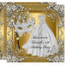 masquerade quinceanera 15th birthday mask gold invitations