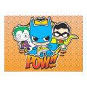 mini pow invitations