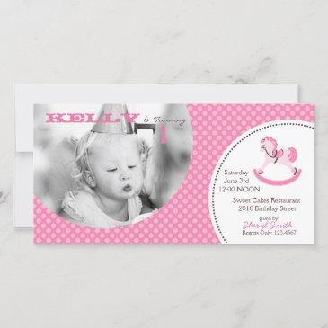 my little pony invitation photo invitations