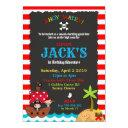 pirate birthday invitations pirate party boy