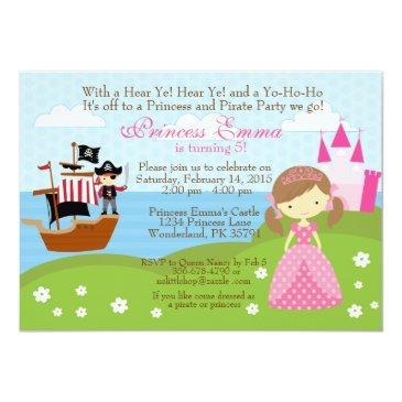 Pirate Birthday Invitations Birthdayinvitations4u
