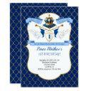 royal prince birthday party invitations