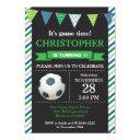 soccer birthday invitation 1st birthday party