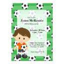 soccer player invitations