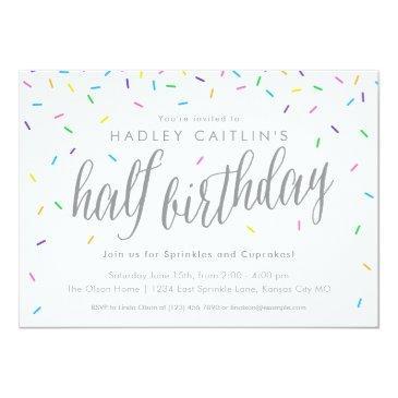 Half past birthday ecard send free half birthday cards fresh half birthday invitation filmwisefo