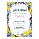 tropical notes virtual birthday party invitation